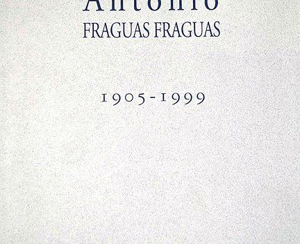 No centenario do nacemento de Antón Fraguas – Museo do Pobo Galego